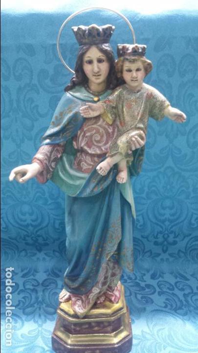 MARIA AUXILIADORA (Arte - Arte Religioso - Escultura)