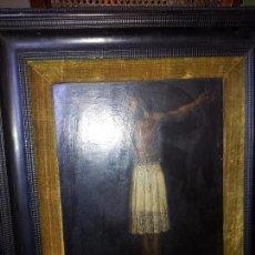Arte - Cristo de los Huevos. Tabla S. XVII - 102530507