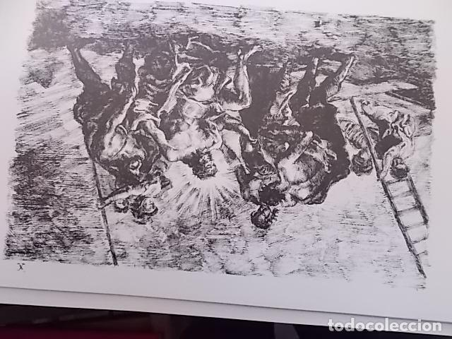 Arte: PACO HERNANDEZ VIA CRUCIS / PARROQUIA DE TRAPICHE / VELEZ MALAGA 1945 - Foto 4 - 102734003