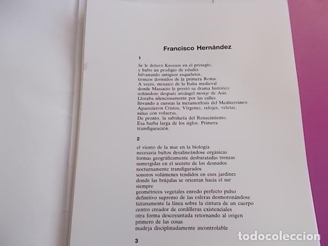 Arte: PACO HERNANDEZ VIA CRUCIS / PARROQUIA DE TRAPICHE / VELEZ MALAGA 1945 - Foto 6 - 102734003