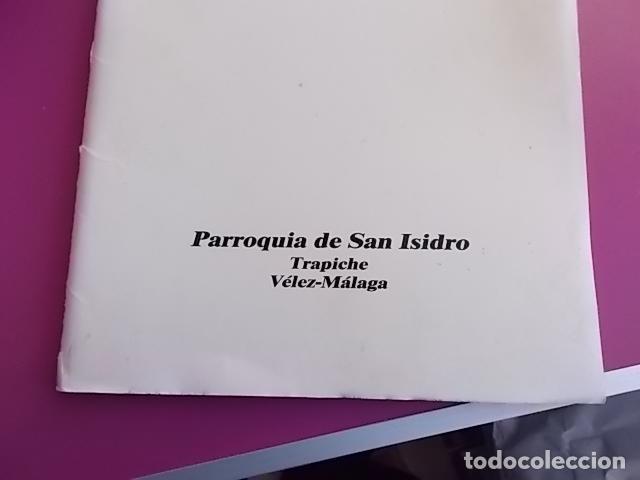 Arte: PACO HERNANDEZ VIA CRUCIS / PARROQUIA DE TRAPICHE / VELEZ MALAGA 1945 - Foto 7 - 102734003