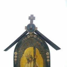 Arte: GRAN CAPILLA JESÚS DEL GRAN PODER Y SAN ISIDRO. Lote 104326987
