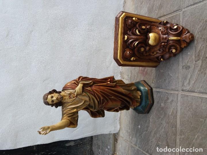 SAGRADO CORAZON DE JESUS (Arte - Arte Religioso - Escultura)