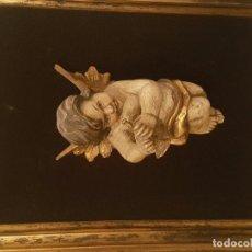 Arte: NIÑO JESÚS DE MADERA. Lote 104385595