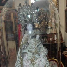 Arte: ESCULTURA VIRGEN DE LOS DESAMPARADOS - NUEVAS FOTOS -. Lote 104523810