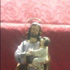 Kunst - SAN JOSÉ CON NIÑO JESÚS EN BRAZOS - 104734643