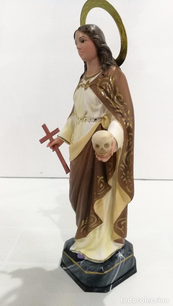 Arte: Escultura Santa Magdalena 30 cm - Foto 2 - 104809523