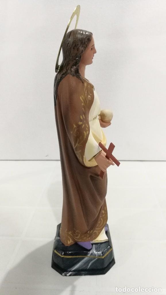 Arte: Escultura Santa Magdalena 30 cm - Foto 3 - 104809523