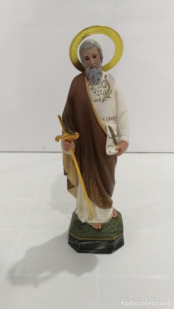 ESCULTURA SAN PABLO 30 CM (Arte - Arte Religioso - Escultura)