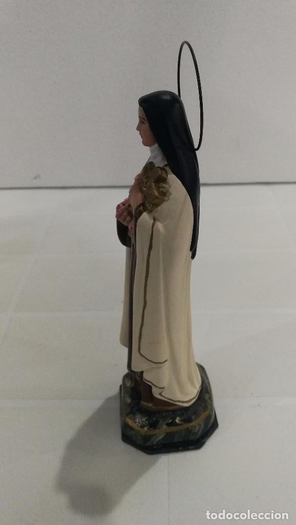 Arte: Escultura Santa Teresita 30 cm - Foto 2 - 104811959