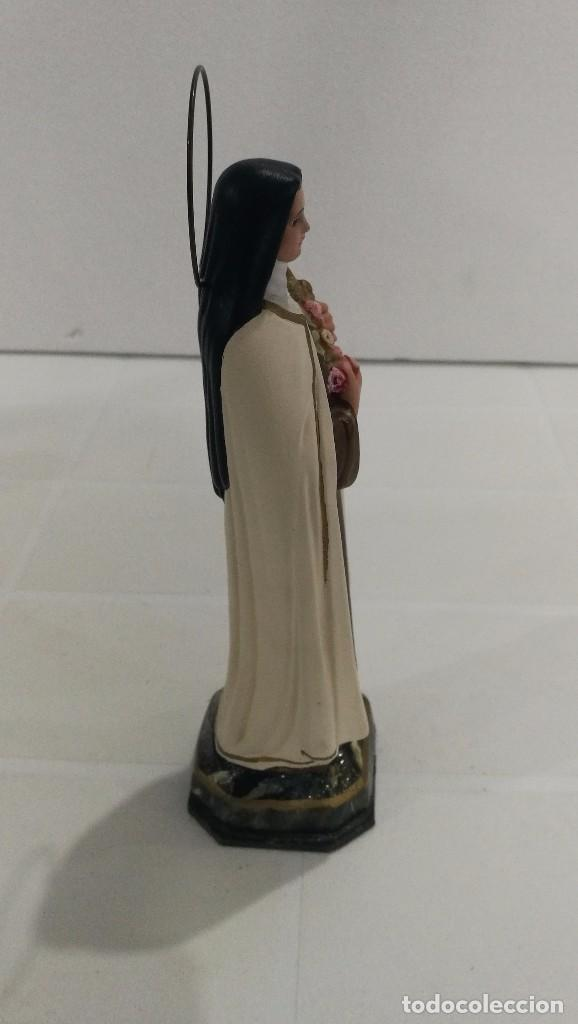 Arte: Escultura Santa Teresita 30 cm - Foto 3 - 104811959