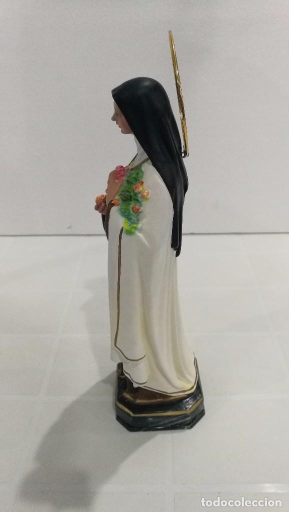 Arte: Escultura Santa Teresita 20 cm - Foto 2 - 104812251