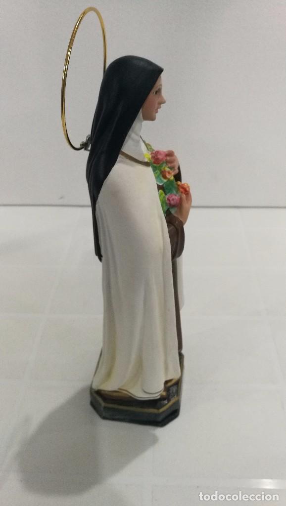 Arte: Escultura Santa Teresita 20 cm - Foto 3 - 104812251