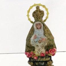 Arte: ESCULTURA VIRGEN DE LA ESPERANZA 20 CM. Lote 104817715