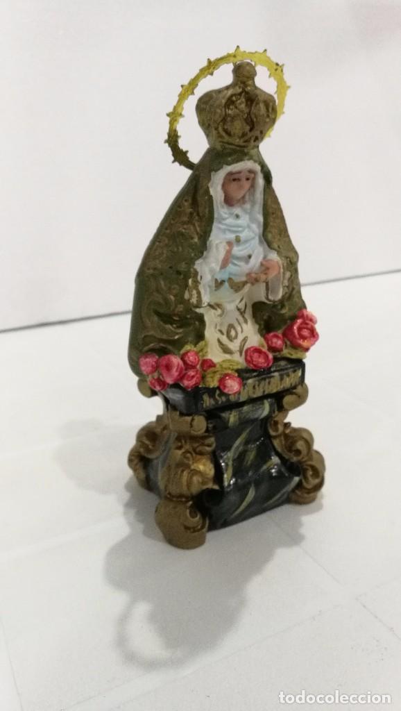 Arte: Escultura Virgen de la Esperanza 20 cm - Foto 4 - 104817715