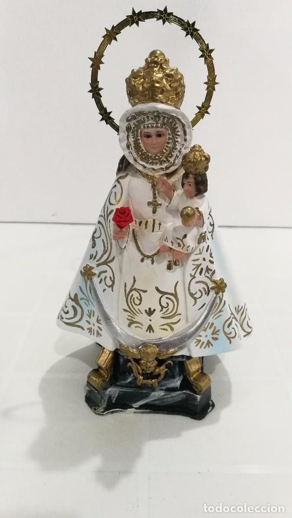 ESCULTURA VIRGEN DE LA FUENSANTA 25 CM (Arte - Arte Religioso - Escultura)