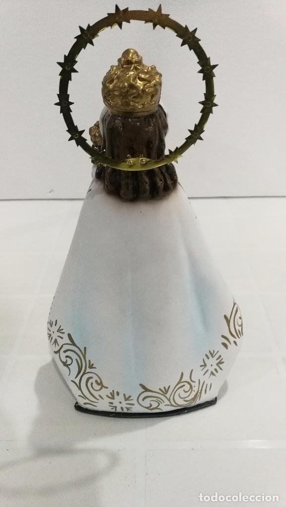 Arte: Escultura Virgen de la Fuensanta 25 cm - Foto 5 - 104818187