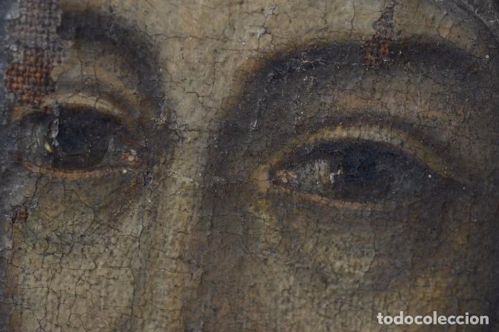 Arte: retrato monja siglo XVII - Foto 3 - 104892435