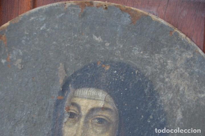 Arte: retrato monja siglo XVII - Foto 4 - 104892435