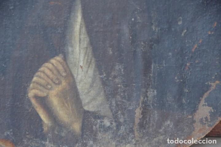 Arte: retrato monja siglo XVII - Foto 5 - 104892435