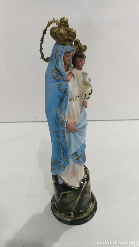 Arte: Escultura Virgen del Pilar 30 cm - Foto 2 - 104976587