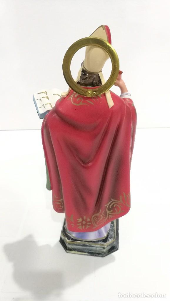 Arte: Escultura San Agustín 30 cm - Foto 4 - 104978967