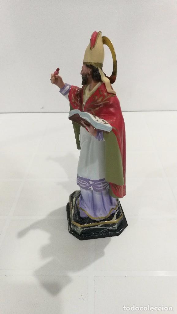 Arte: Escultura San Agustín 20 cm - Foto 2 - 104979107