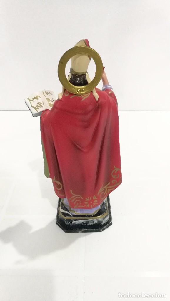 Arte: Escultura San Agustín 20 cm - Foto 4 - 104979107