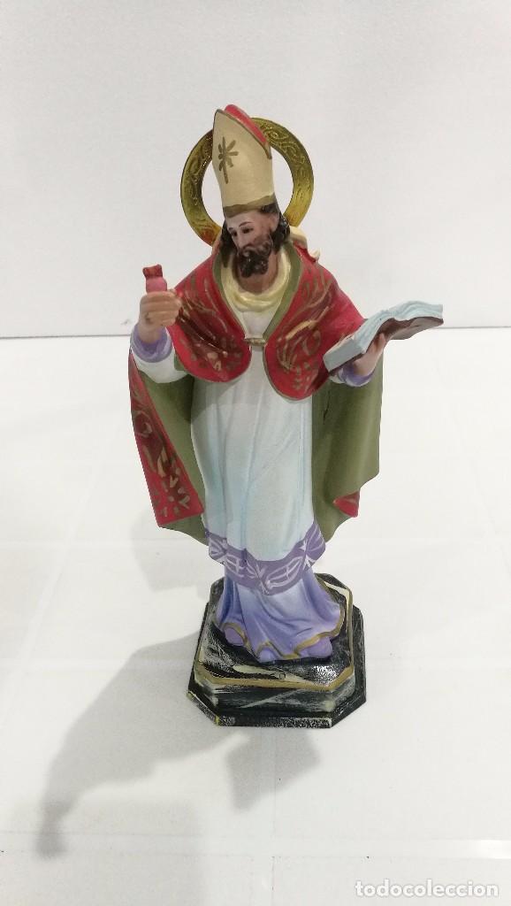 Arte: Escultura San Agustín 20 cm - Foto 5 - 104979107