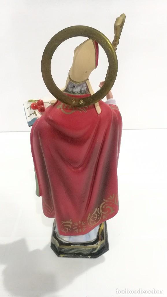 Arte: Escultura San Nicolás 30 cm - Foto 4 - 104979535