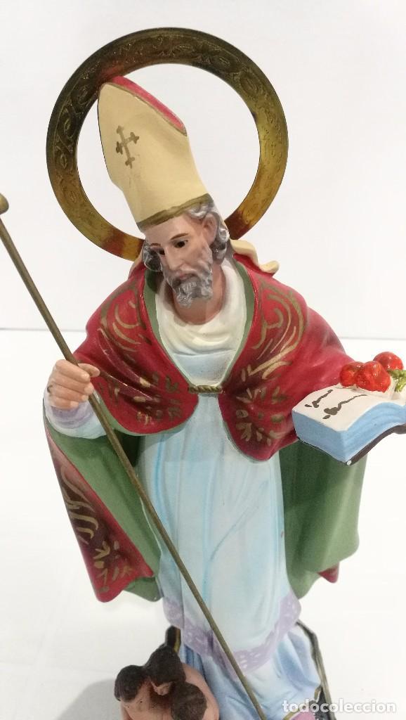 Arte: Escultura San Nicolás 30 cm - Foto 6 - 104979535