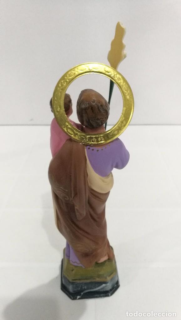 Arte: Escultura San José 20 cm - Foto 4 - 104979991