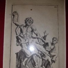 Arte: GRABADOS GRECIA CLÁSICA SIGLO XVIII. Lote 105010971