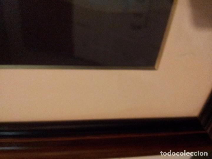Arte: Preciosa litografía de Virgen con Niño - Foto 4 - 105699391