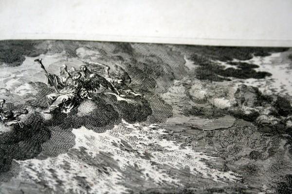 Arte: 1729 - IMAGENES DEL ANTIGUO Y NUEVO TESTAMENTO - BIBLIA - LUYKEN - ENGRAVING - GRAVURE - Foto 10 - 60370515
