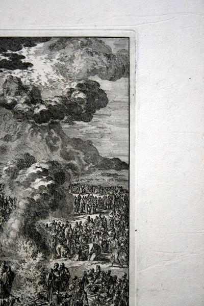 Arte: 1729 - IMAGENES DEL ANTIGUO Y NUEVO TESTAMENTO - BIBLIA - LUYKEN - ENGRAVING - GRAVURE - Foto 12 - 60370515