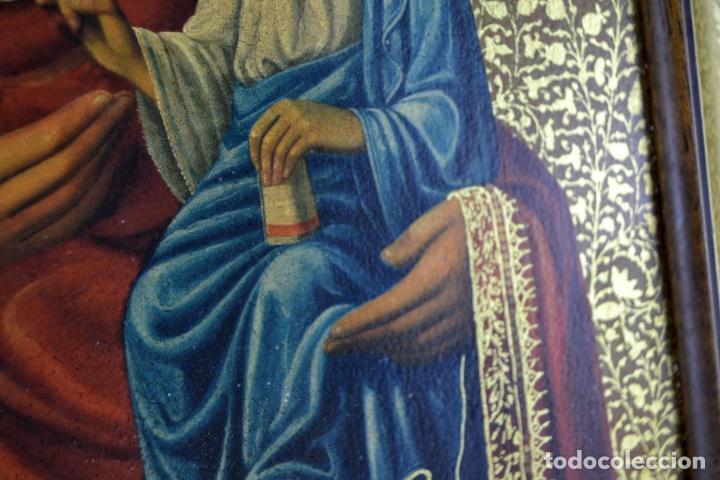 Arte: ENVIO 24h / Icono Virgen Maria / Papa Giovanni XXIII / Juan XXIII / Certificado autenticidad - Foto 8 - 105837799