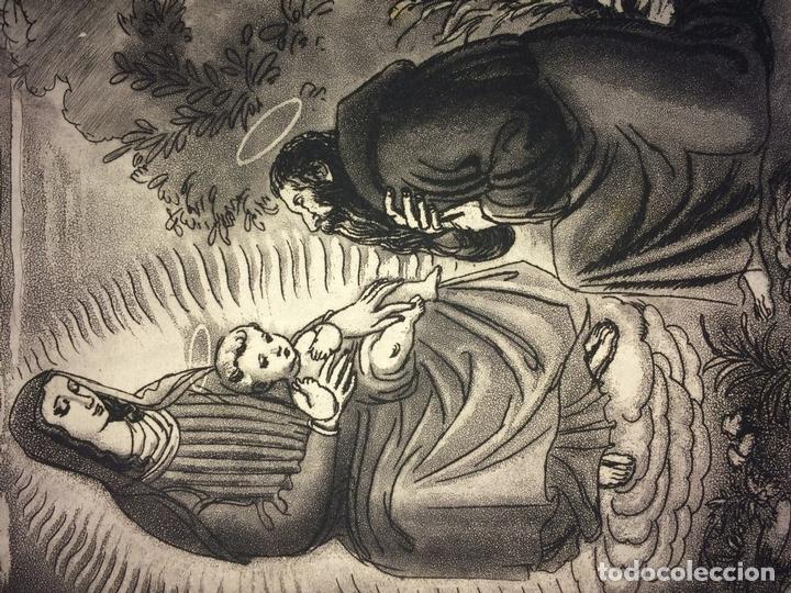 Arte: LOTE DE 6 GOIGS. CON LITOGRAFÍAS. SANTOS DIVERSOS. MONTANER Y SIMON. ESPAÑA. SIGLO XX - Foto 22 - 106698891