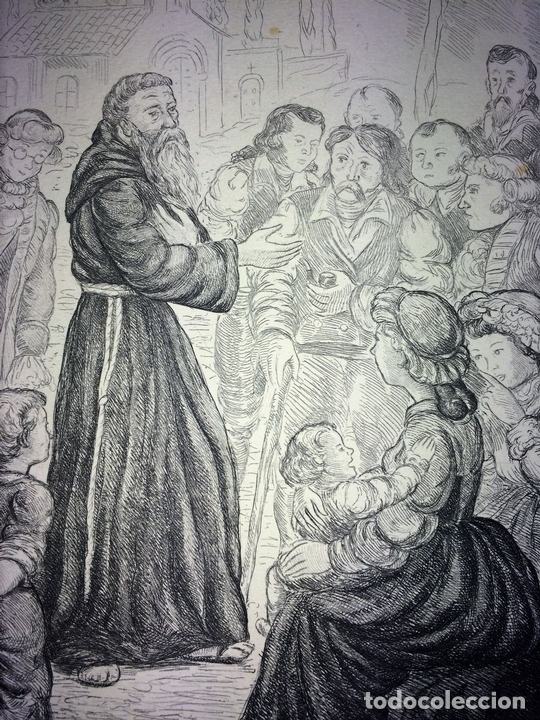 Arte: LOTE DE 6 GOIGS. CON LITOGRAFÍAS. SANTOS DIVERSOS. MONTANER Y SIMON. ESPAÑA. SIGLO XX - Foto 35 - 106698891