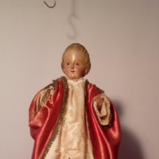 Arte: NIÑO JESÚS CAPIPOTA S.XIX. Lote 106800559
