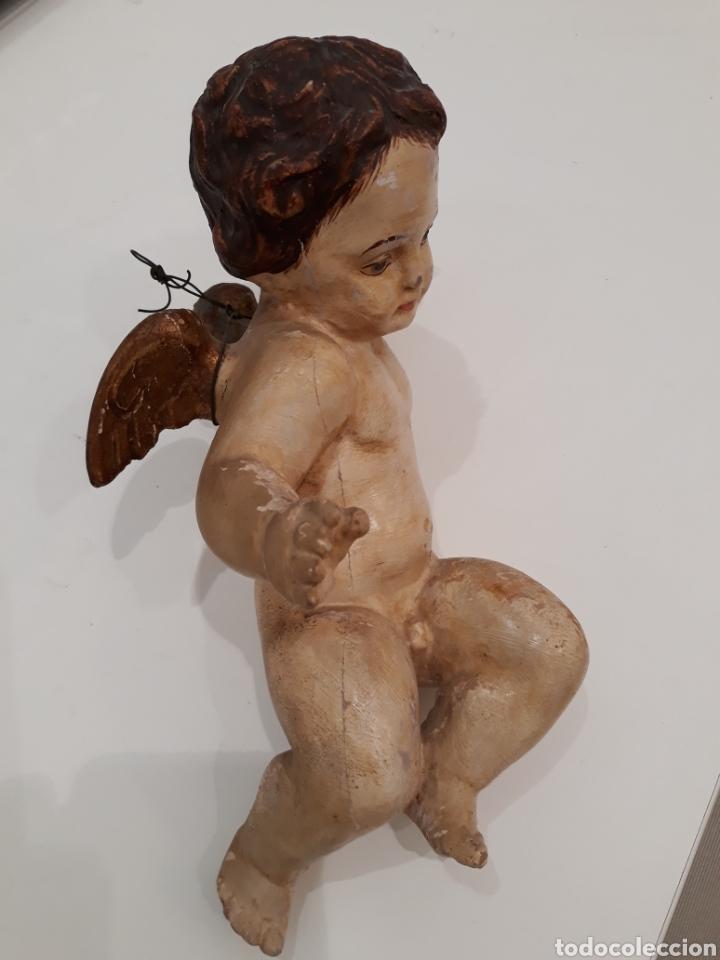 Arte: Talla de madera policromada murciana. - Foto 3 - 107135540