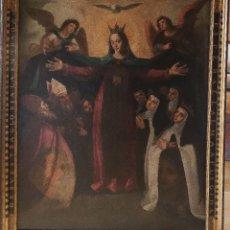 Arte: OLEO ESCUELA SEVILLANA SIGLO XVII. Lote 107493579