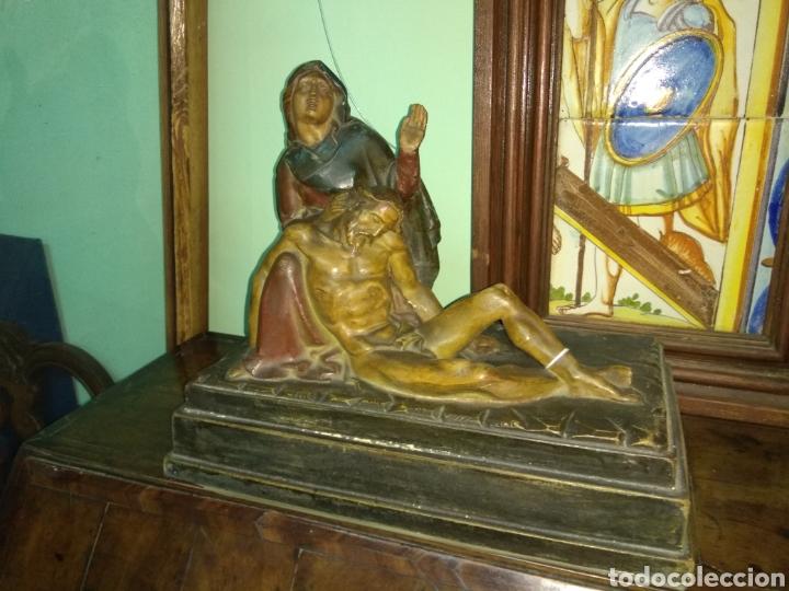 ESCULTURA PIEDAD (Arte - Arte Religioso - Escultura)