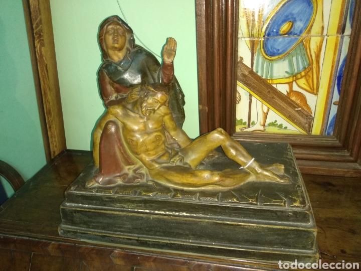 Arte: Escultura Piedad - Foto 5 - 108004534