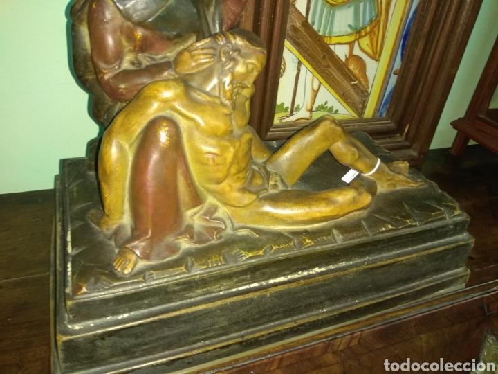 Arte: Escultura Piedad - Foto 9 - 108004534
