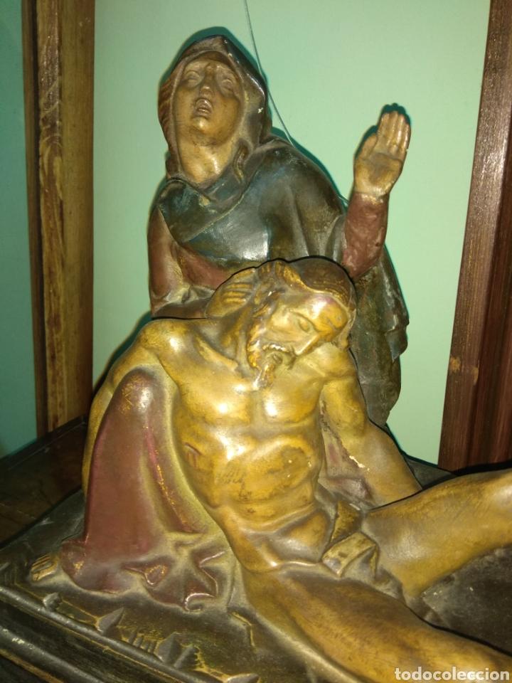 Arte: Escultura Piedad - Foto 10 - 108004534