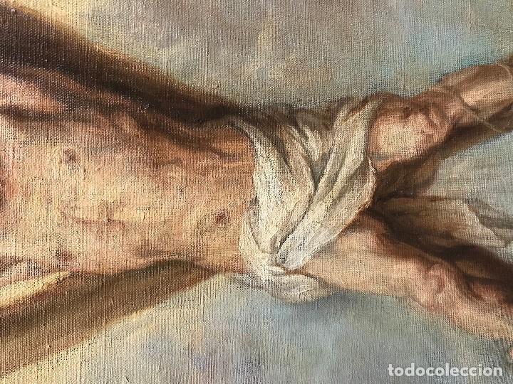 Arte: excepcional martirio de san andres, murillo - Foto 9 - 110557251