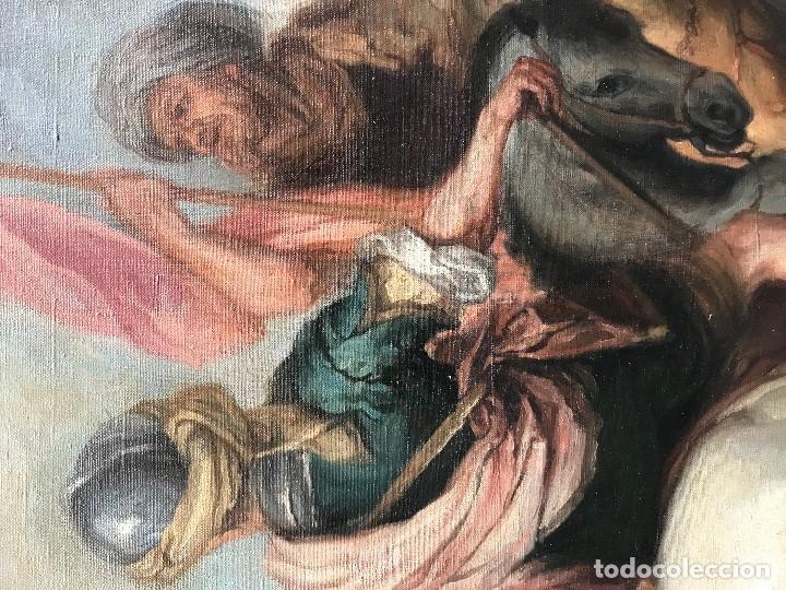 Arte: excepcional martirio de san andres, murillo - Foto 12 - 110557251