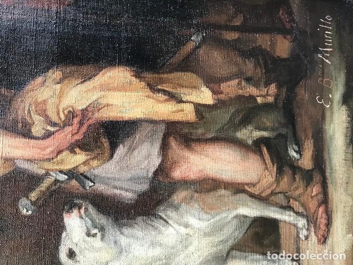 Arte: excepcional martirio de san andres, murillo - Foto 16 - 110557251