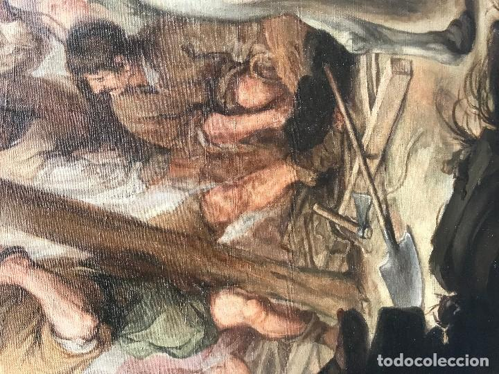 Arte: excepcional martirio de san andres, murillo - Foto 17 - 110557251